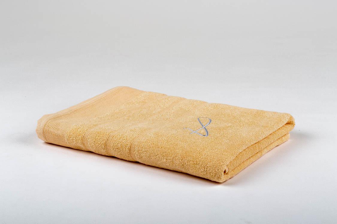 מגבת חוף ובריכה 75/140 כתום