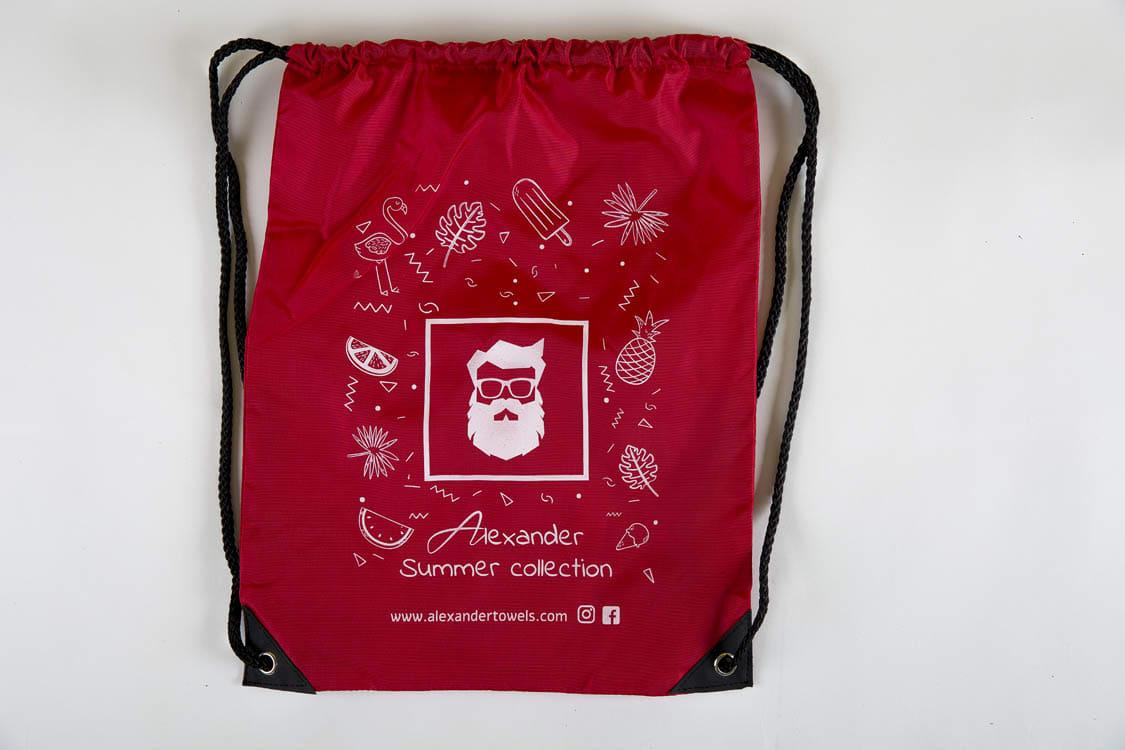 מארז 2  מגבות חוף ובריכה + תיק מתנה! משלוח חינם!